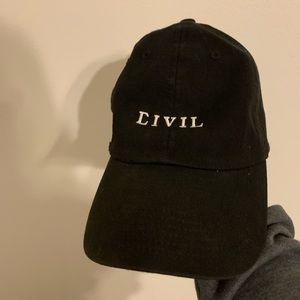 Pacsun Civil Dad Hat